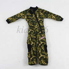 """Rare New Hot Toys 1/6 Scale Camouflage Clothes Series For 12"""" Figure Toy Model"""