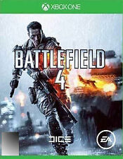 Battlefield 4 XBOX ONE Games New Sealed