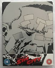 Sin City Steelbook - UK Exclusive Limited Edition Blu-Ray **Small Blemishes**