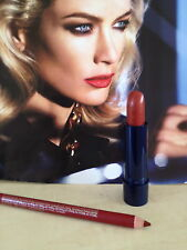 COLLECTION 2000 WARM  RED  LIPSTICK WITH FREE LIP LINER  NEW IN  PACK