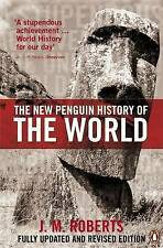 NEW The New Penguin History of the World by J. M. Roberts (Paperback, 2007)