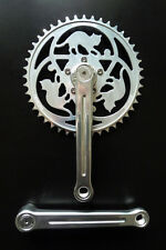Solida Cats Bold 44t Chainring & Sunxcd Exceed 50.4bcd Crankset 170mm