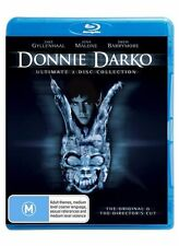 Donnie Darko (Blu-ray, 2010, 2-Disc Set) Original & Director's Cut New Region B