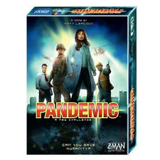 *NEW* PANDEMIC Family Board Game by Matt Leacock - 2013 Edition Z-Man Games