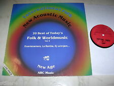 INTERNATIONAL FOLK NEW ACOUSTIC MUSIC Folk & Worldmusic Vol.II *VINYL LP*