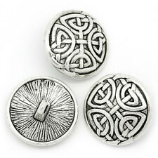 5 x Metal Sewing Pattern Buttons Scrapbooking Card Making Arts & Craft 17mm