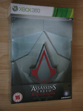 Assassin's Creed: Revelations - Collector's Edition (Xbox 360) New & Sealed