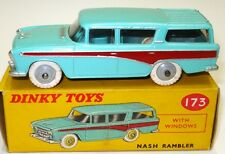 DINKY NO. 173 NASH RAMBLER WAGON - MINT BOXED