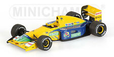 Minichamps 400920119 BENETTON FORD B191B MICHAEL SCHUMACHER 1992 1:43 Neu & Ovp