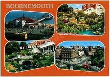 Ak Pk Postcard Postkarte BOURNEMOUTH