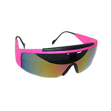 Manbi Retro Mirrored Ski Sunglasses - UV400 Protection