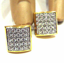 2.995.-€- NEUWARE -50% SALE- 0,85 CT- LUXUSTRAUM- BRILLANT-OHRSTECKER- 750 GOLD