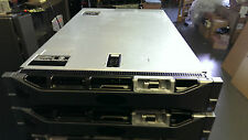 DELL PowerEdge R710 DUAL HEX core Xeon L5640 32GB H700 4TB DRIVES + RAILS