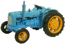 Oxford Die-cast - 1/76 Scale Model - Fordson Tractor - Blue