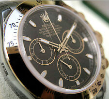 Rolex DAYTONA 116503 Mens Steel & Yellow Gold Oyster Black Index Dial 40MM
