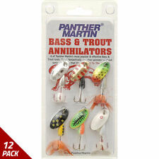 panther martin rainbow trout fishing baits, lures & flies | ebay, Fly Fishing Bait