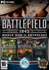 PC-Battlefield 1942 The WWII Anthology /PC  GAME NEW