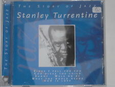 STANLEY TURRENTINE -  THE STORY OF JAZZ CD