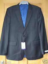 """Chester Barrie Pick & Pick Tailored Fit Men's Suit Jacket 42"""" 42R Charcoal  £225"""