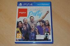 Singstar Ultimate Party PS4 Playstation 4 **FREE UK POSTAGE**