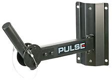 PULSE 50KG HEAVY DUTY ADJUSTABLE WALL SPEAKER STAND BRACKET 35MM PA STUDIO VENUE