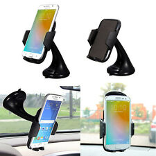 Universal Car Mount Windshield Dashboard Phone Holder for GPS iPhone Samsung HTC