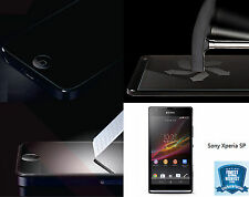 Genuine Tempered Glass Screen Protector Saver for SONY XPERIA SP