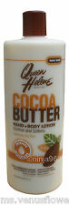 Queen Helene Cocoa Butter Hand and Body Lotion (946.4ml)