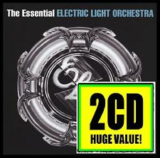 ELECTRIC LIGHT ORCHESTRA (2 CD) THE ESSENTIAL ~ 70's JEFF LYNNE ELO BEST *NEW*