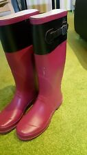 Blue Motion Gummistiefel Regenstiefel Rubber Boots für Festival Blogger