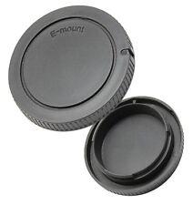 Objektivdeckel Rückdeckel Gehäusedeckel passend für Sony NEX 3 5 7