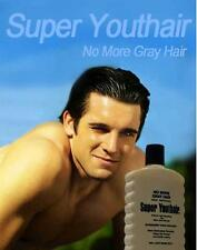 SUPER YOUTHAIR CREME NO MORE GRAY - NEW IMPROVED! 295 ML LOOK AND FEEL YOUNGER