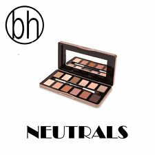 ALL BH PALETTES ON SALE - ROSE NUDE - 12 eye colours & double-ended brush