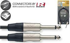 60cm N-Serie, Mono Klinke Patchkabel mit REAN Stecker, M14*