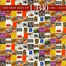UB40  - THE VERY BEST OF - 1980-2000 - BRAND NEW AND SEALED CD