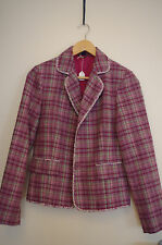 BODEN Herringbone Tweed jacket Size 12
