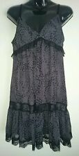 Ladies size 12 Sexy Lacey summer dress BNWT