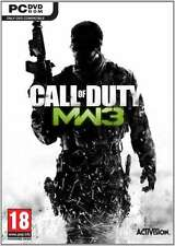 Call of Duty Modern Warfare 3 MW3 - PC DVD - Brand New and Factory Sealed