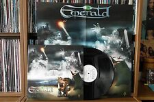 "EMERALD ""HYMNS TO STEEL"" rare GATEFOLD DLP"