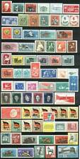 DDR East-Germany GDR: All stamps of 1959 in a year set complete, MNH and genuine