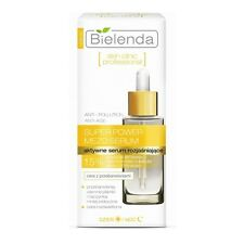 Bielenda Super MEZO Active Brightening Face Serum Lightens Blemishes and Scars