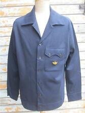 Vintage Adidas jacket top original from 60s 70s  D54 L COLLECTOR'S ITEM MINT!