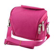 Hot Pink Camera Case Bag for POLAROID IXX5038 IXX5036 IX6038 Bridge Camera