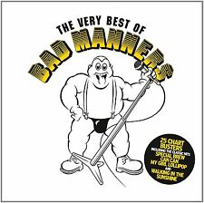 BAD MANNERS THE VERY BEST OF CD (GREATEST HITS)