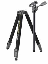Cullmann Nanomax 260m Tripod with CW25 3-Way Head and Case 52601 UK Stock