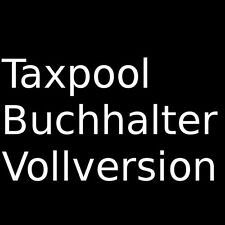 Taxpool Buchhalter BILANZ, DATEV-FiBu, Vollversion