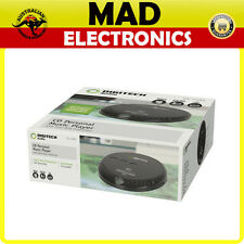 Digitech Portable CD Player with 60 sec Anti-Shock including earphones w/ Aux in