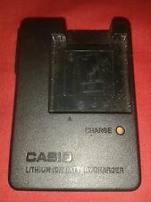 Genuine CASIO lithium ion battery charger - BC-60 L - digital camera charger