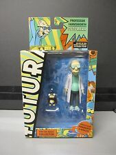 "Futurama 6"" Professor Farnsworth Figure - NEW MIB"