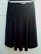COUNTRY ROAD Drop WAIST Yoke FULL Circle Straight DresS Skirt - S